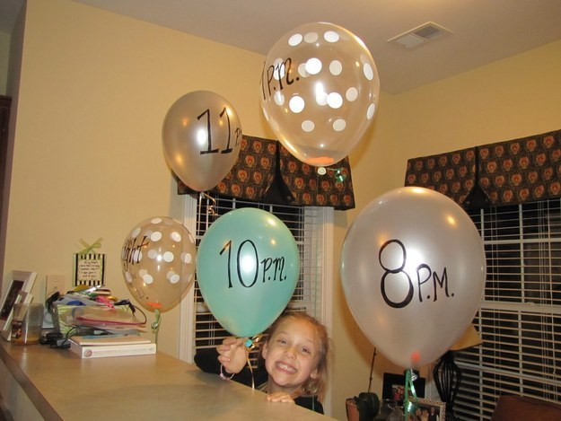Balloon Timer from Wonder Kids