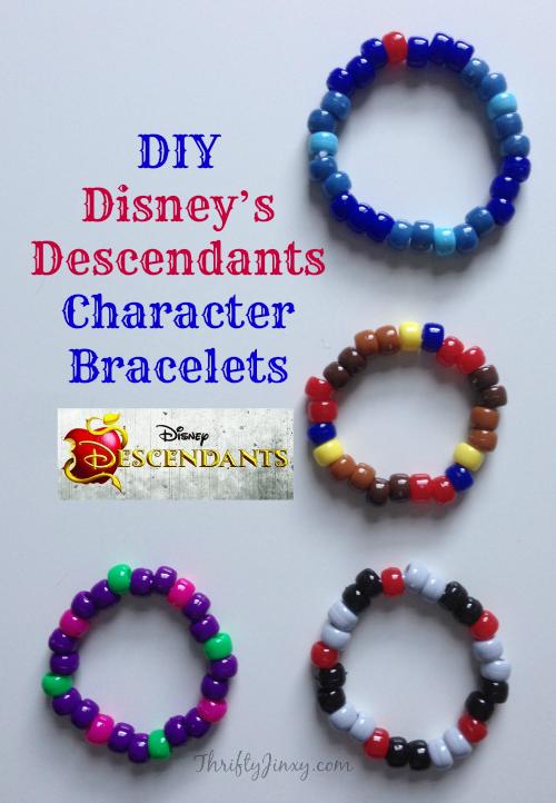 Disney Descendants Bracelets fromWonder Kids