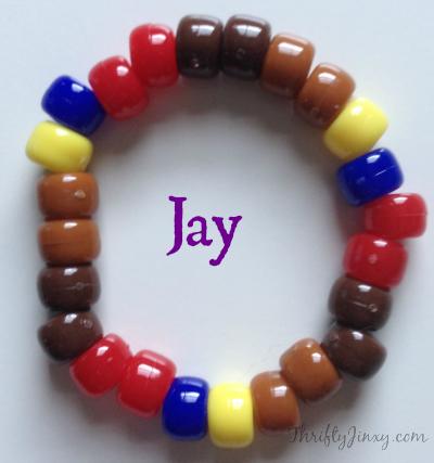 Jay Bracelet Descendants