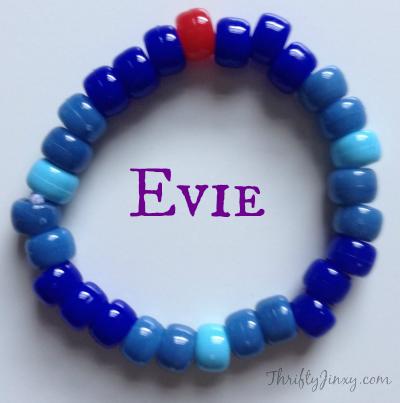 Evie Bracelet Descendants