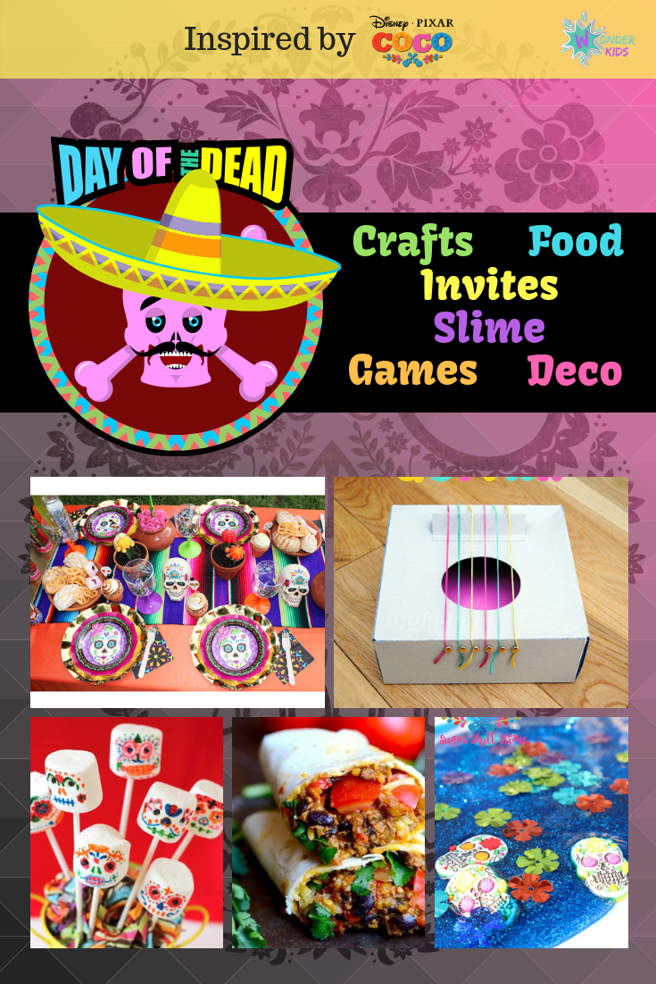 Mexican Party Games from Wonder Kids