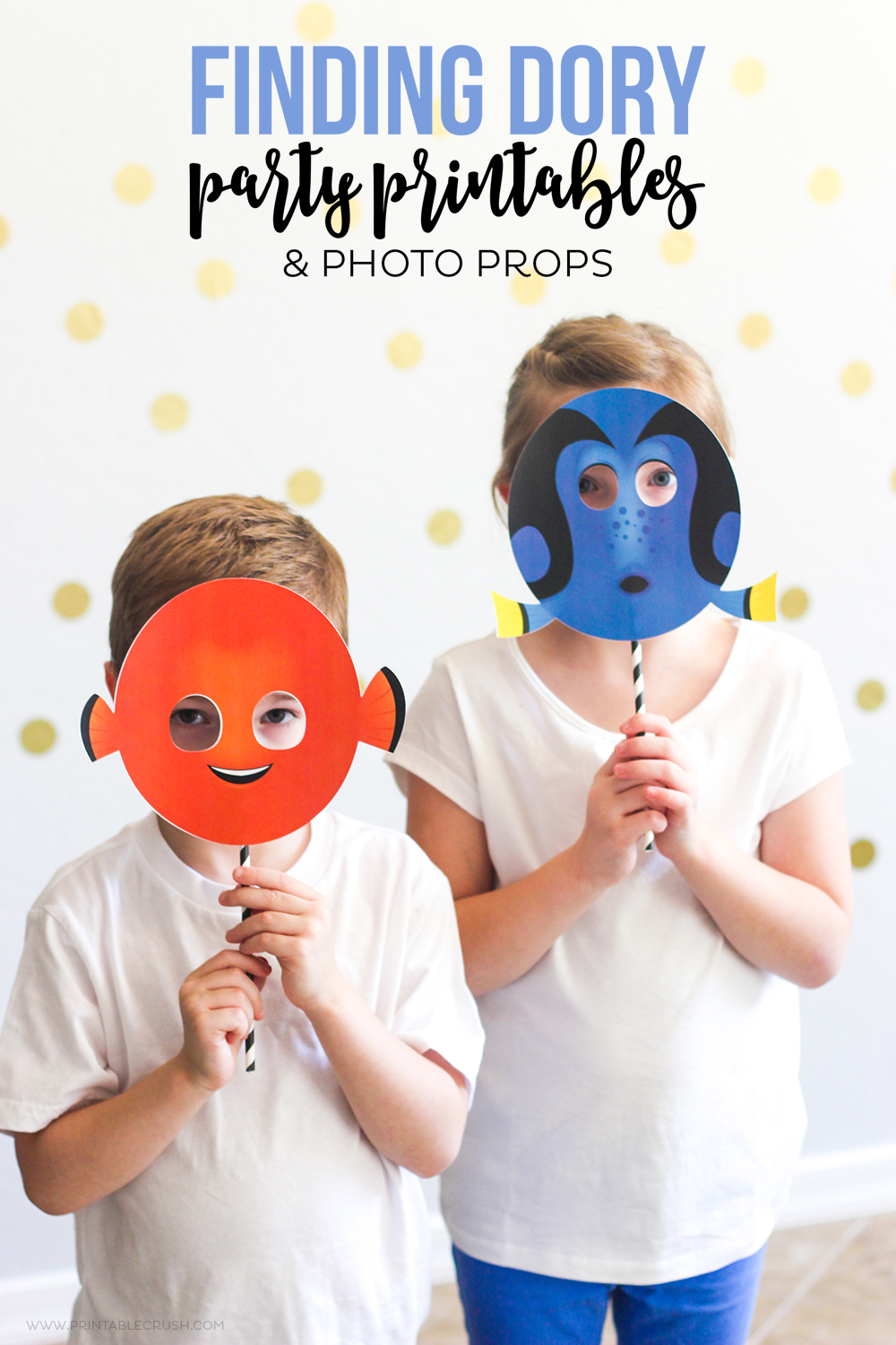 Photo Booth Props from Wonder Kids