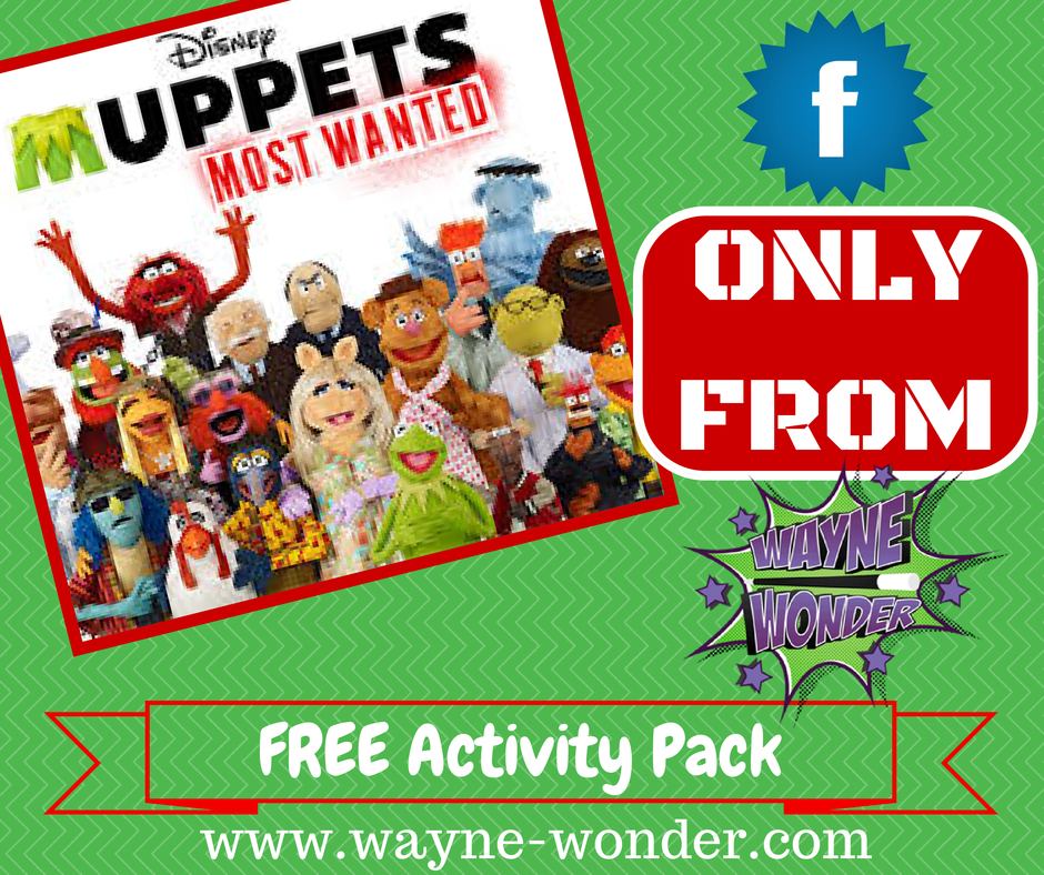 Muppets Activities from 2014