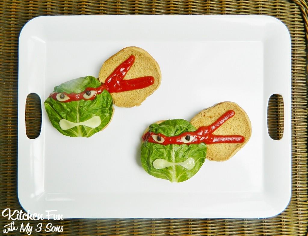 Ninja Turtle Dinner Wonder Kids