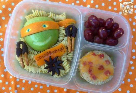TMNT Lunch Box