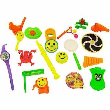 100 Mixed Bag Toys