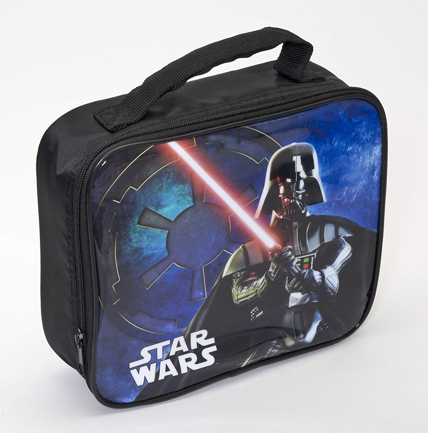 Any zippered lunch box will work