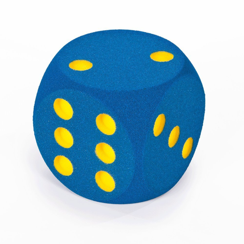 Giant Dice from Amazon