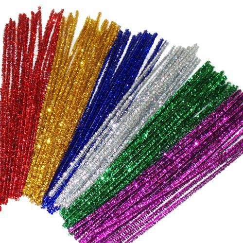 Glitter pipe Cleaners