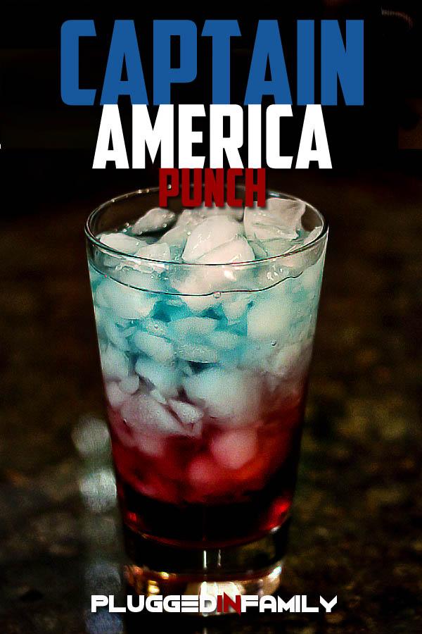 Captain America Punch