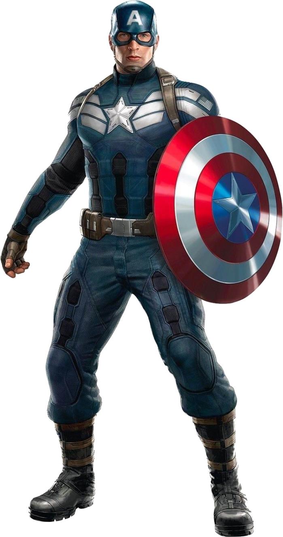 Captain America Fun & Games