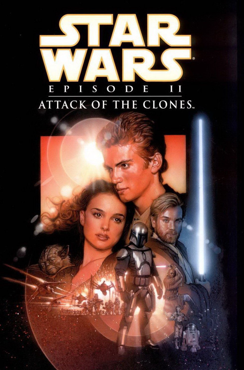 Episode 2, Attack of the Clones