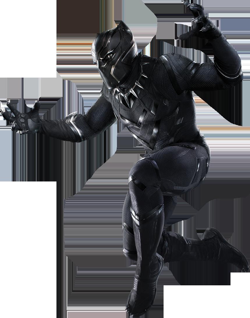 Black Panther Fun & Games