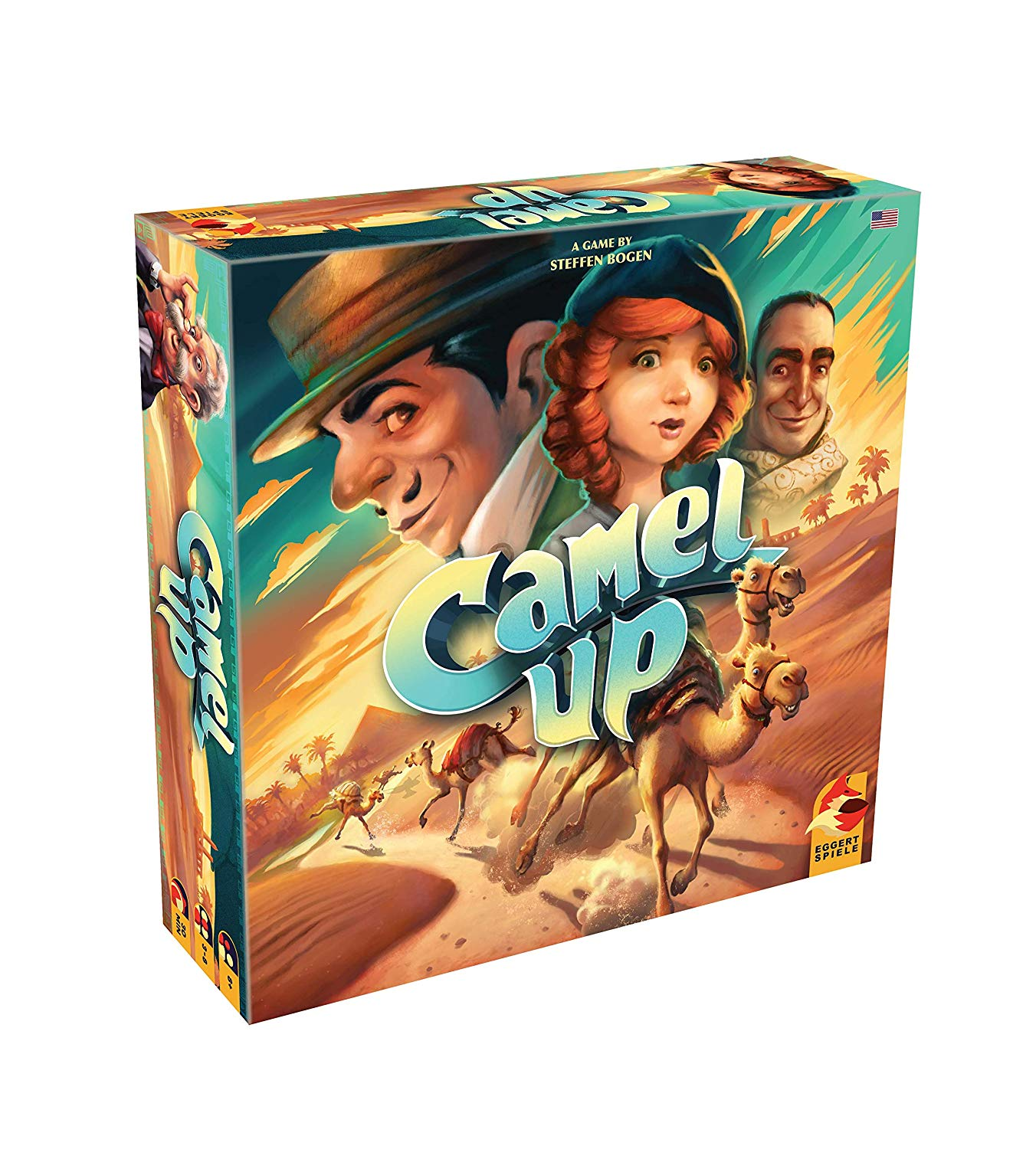 Camel Up Board game from Amazon