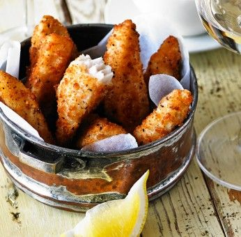 Fun fish and chips from wonder kids