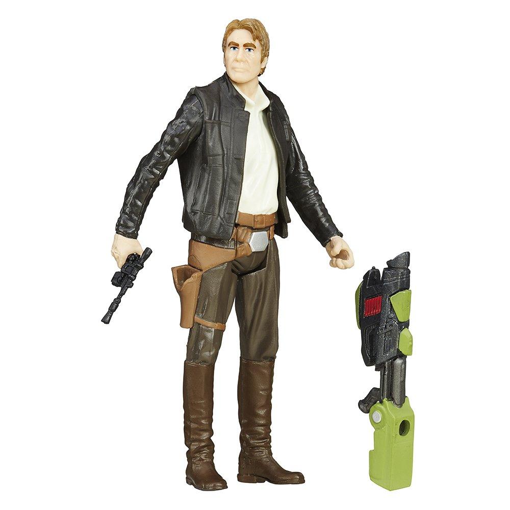 Han Solo on Amazon
