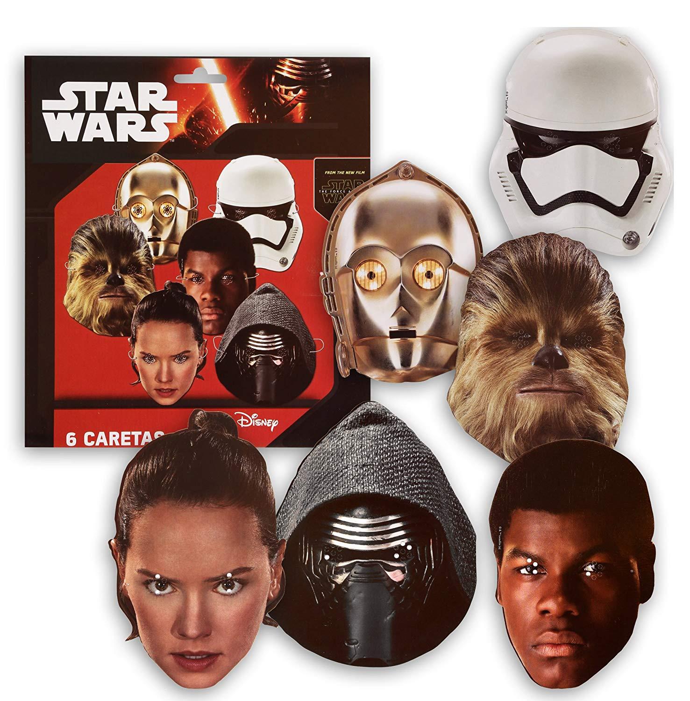 Star Wars Masks on Amazon