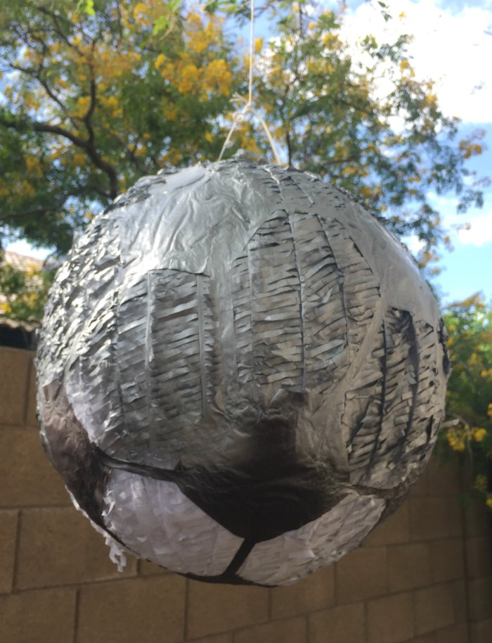Making-a-Death-Star-Piñata.jpg