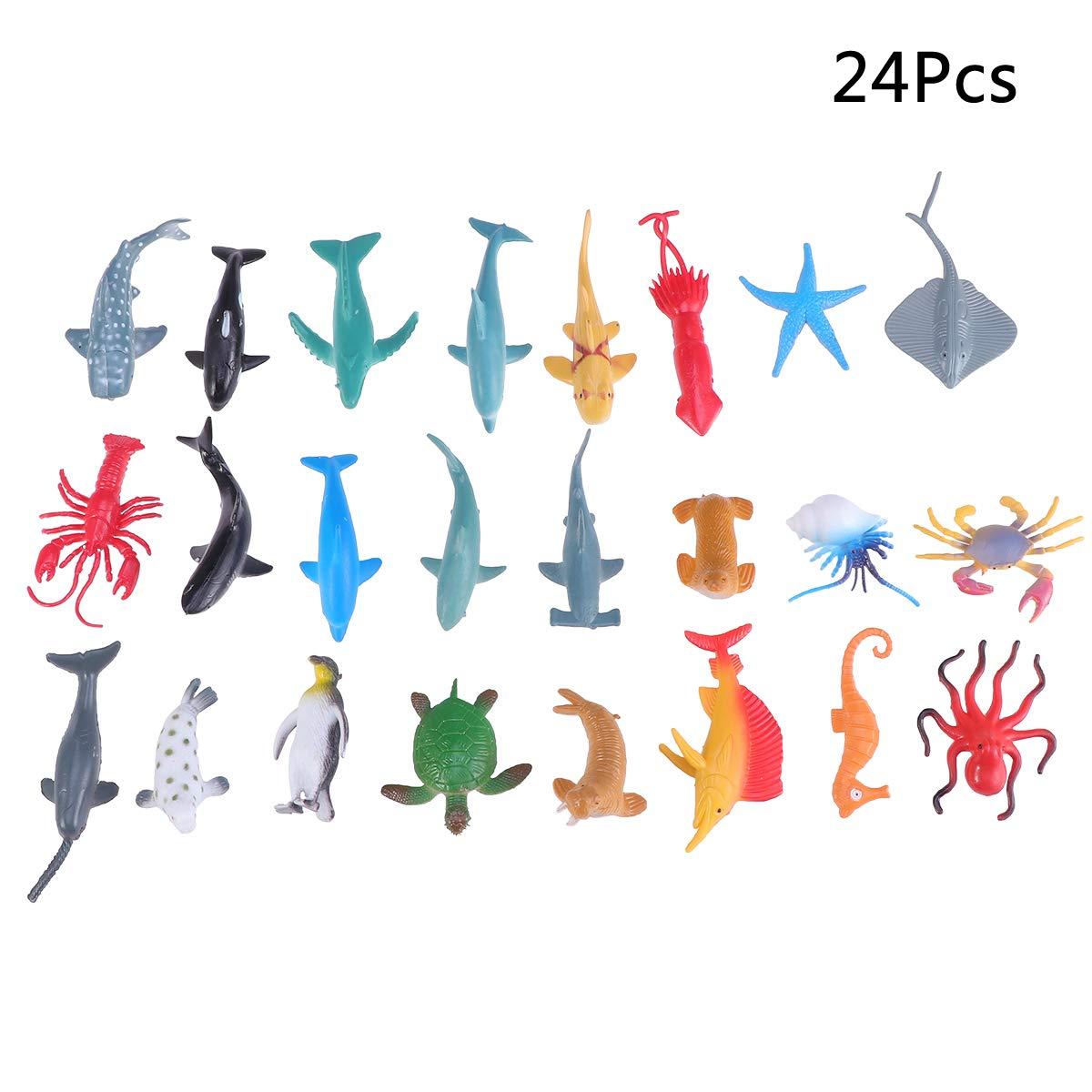 Ocean Animal Pack