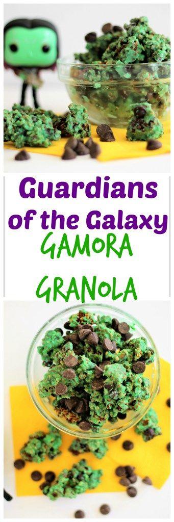 Gamora Granola