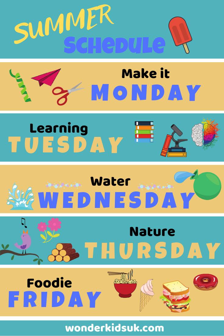 Nature Thursday from Wonder Kids