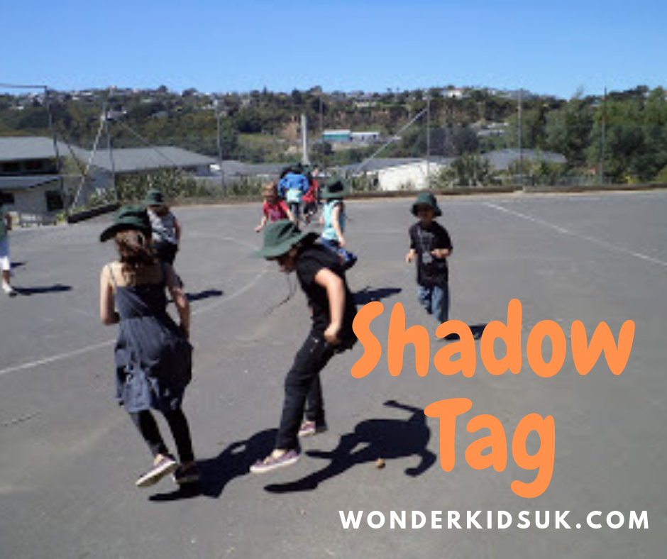 Shadow Tag from Wonder Kids