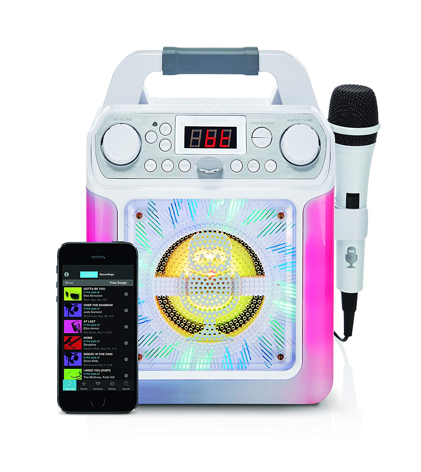 Groove Mini Singing Machine £37.10