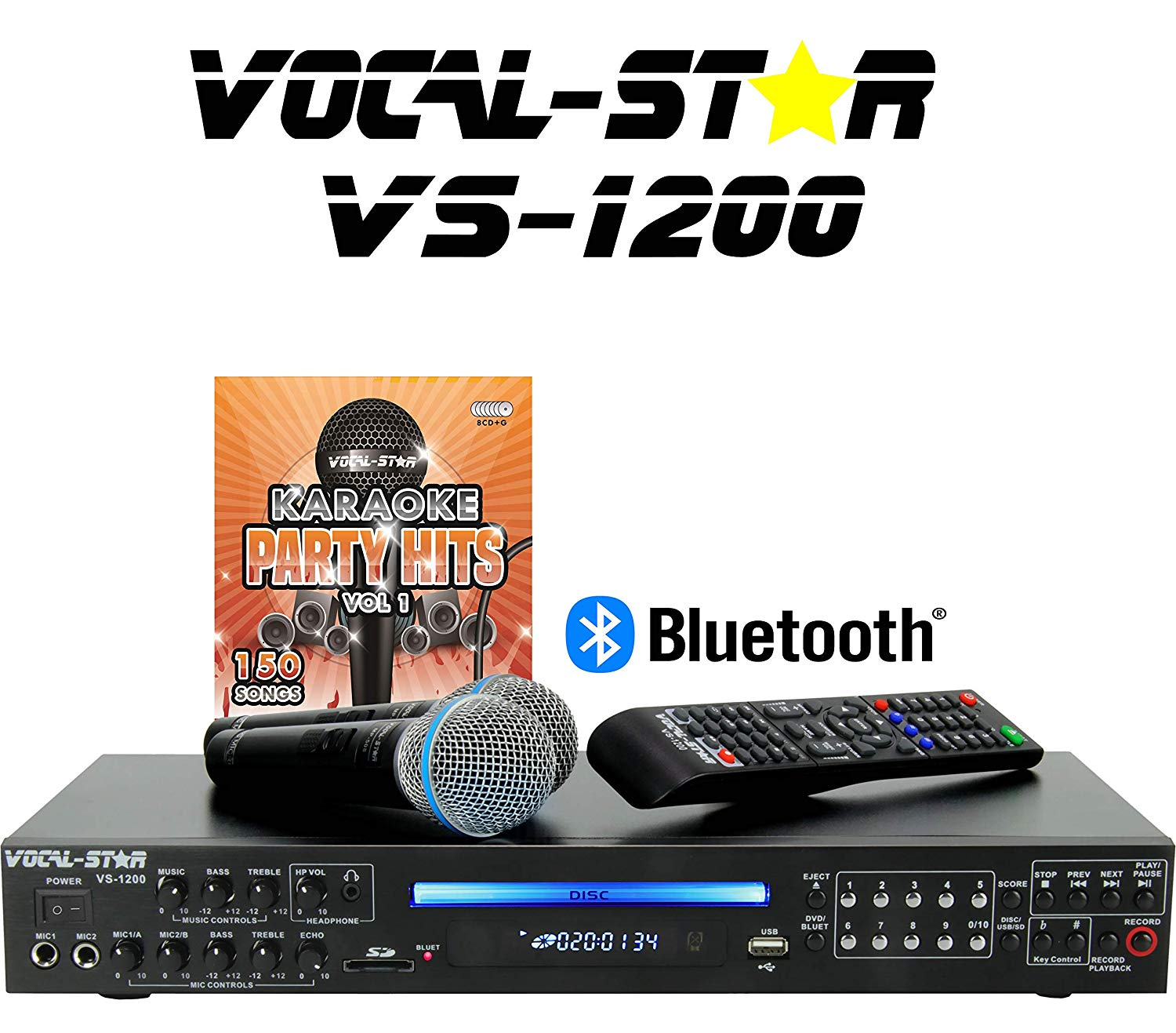 Vocal-Star VS-1200: £144.99