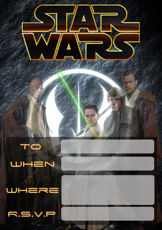 Jedi Invite