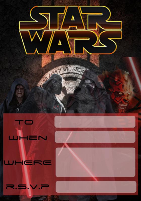Sith Invite