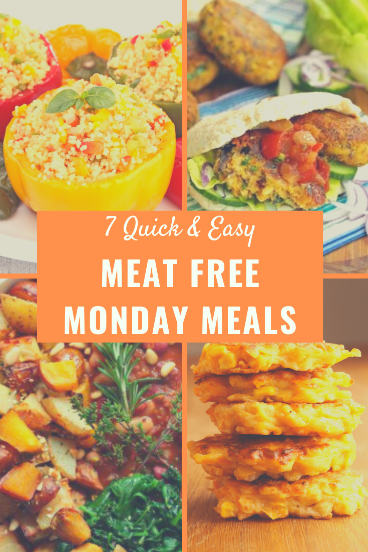 Meat Free Monday from Wonder Kids