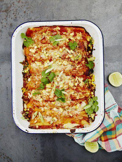 Enchiladas from Wonder Kids