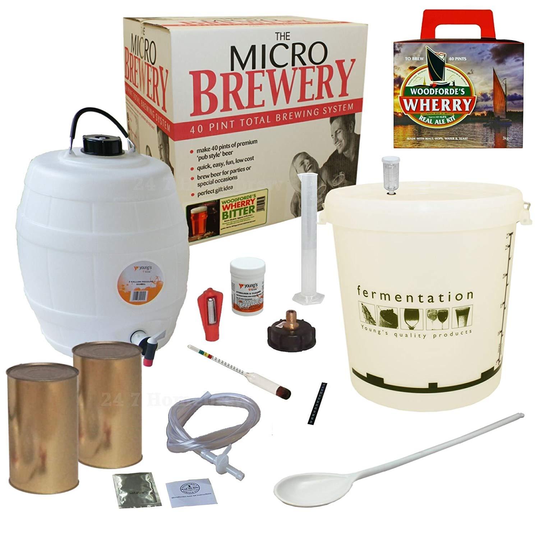 Micro Brewing Kit