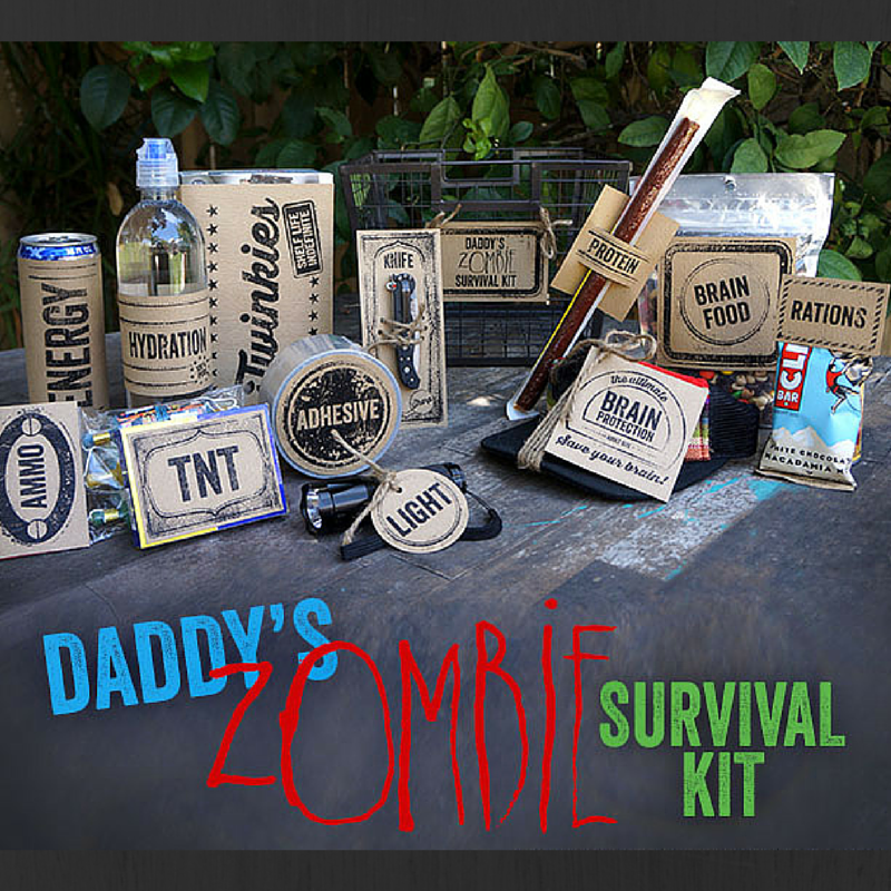 Zombie Kit from Wonder Kids