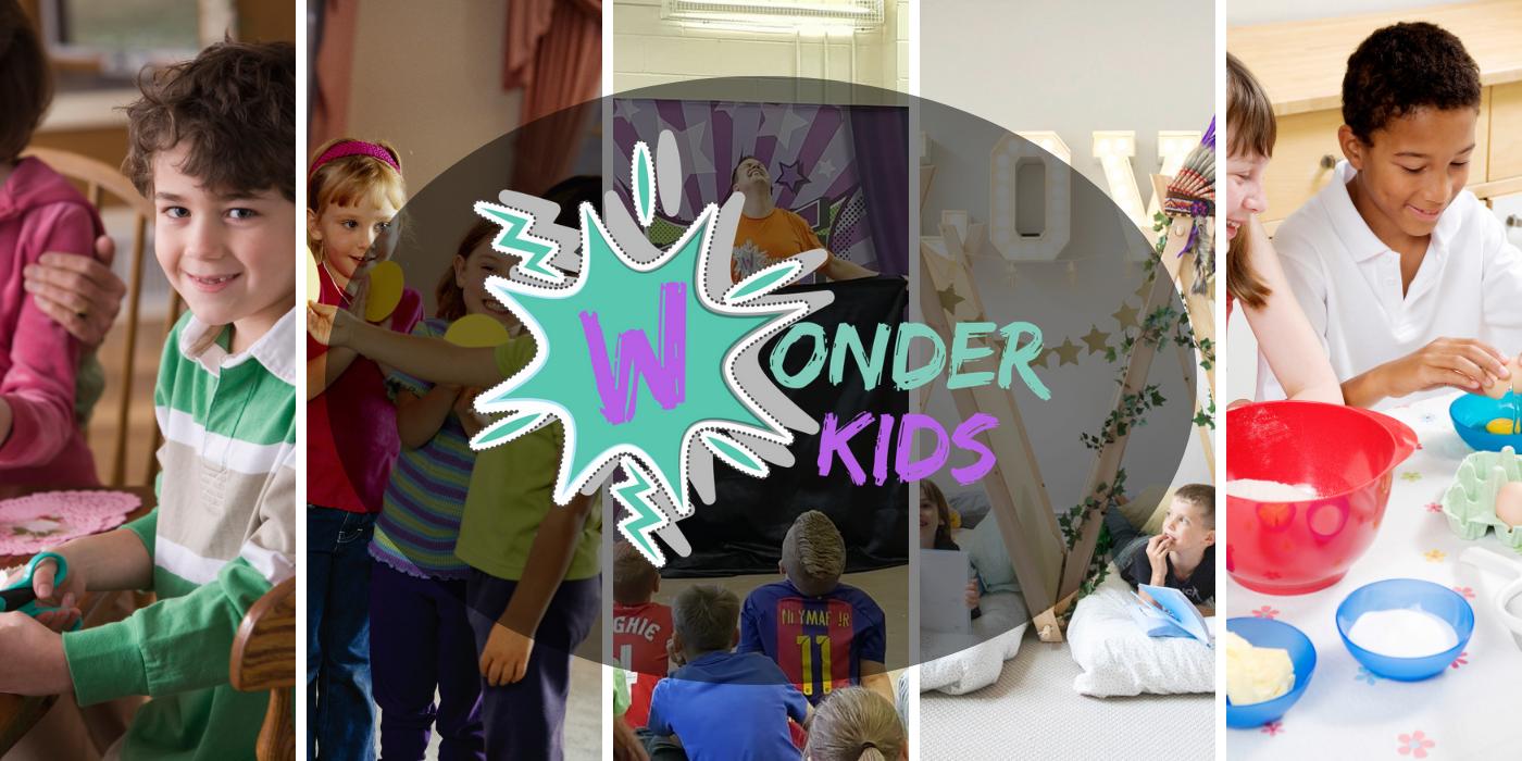 Wonder Kids Header