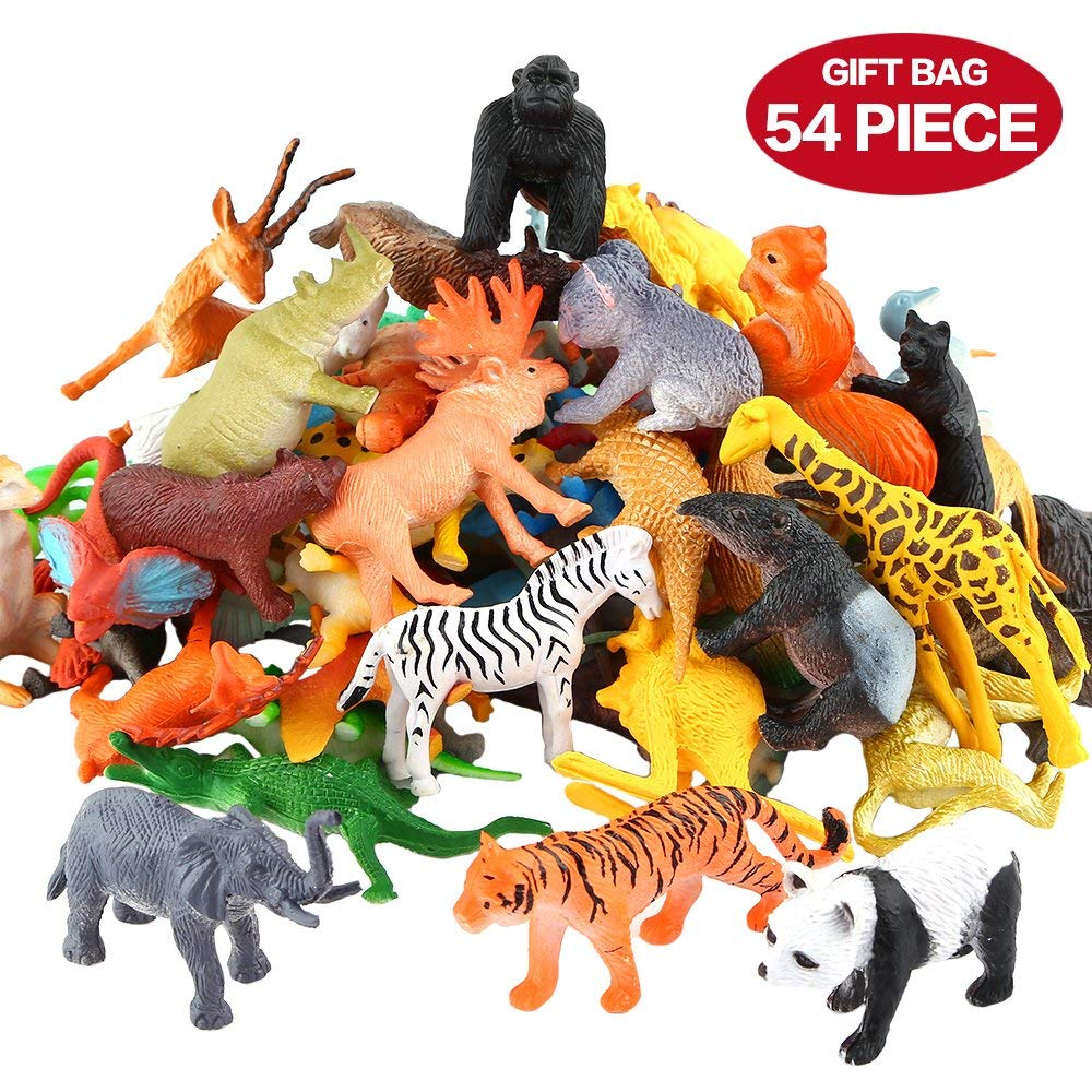 Zoo Animal toys on Amazon