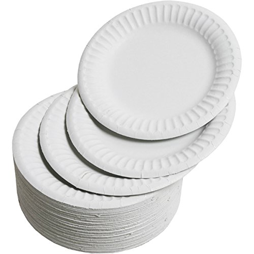 Paper Plates from Amazon