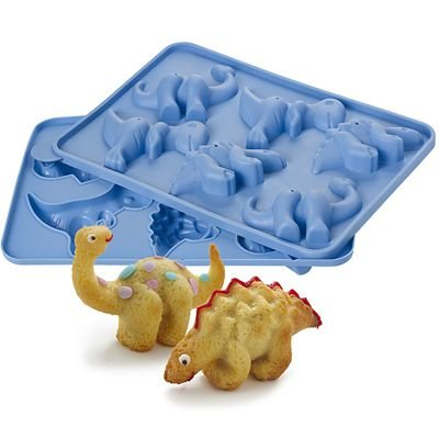 Dinosaur moulds from Amazon