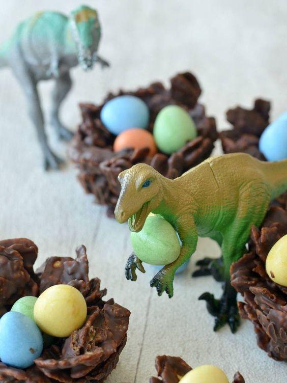 Dinosaur Nests from Wonder Kids