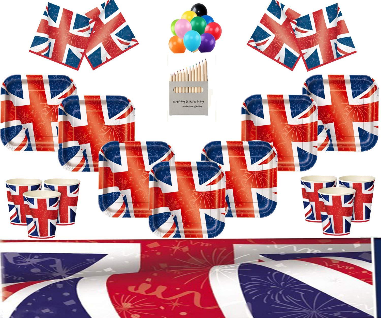 British Party Set on Amazon
