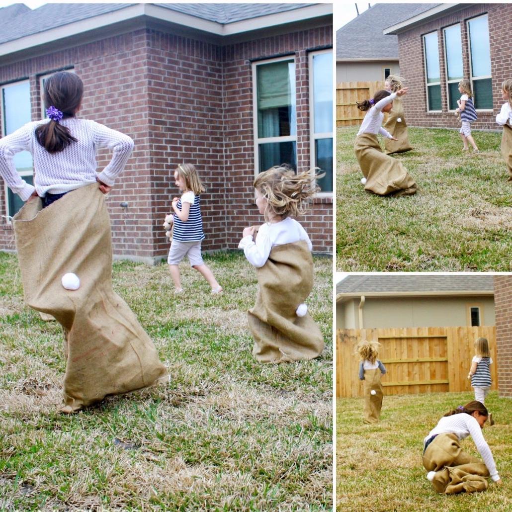 Bunny Hop Race Wonder kids