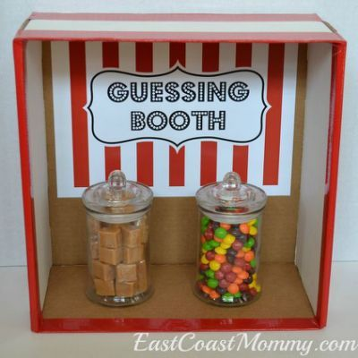 Guessing Booth