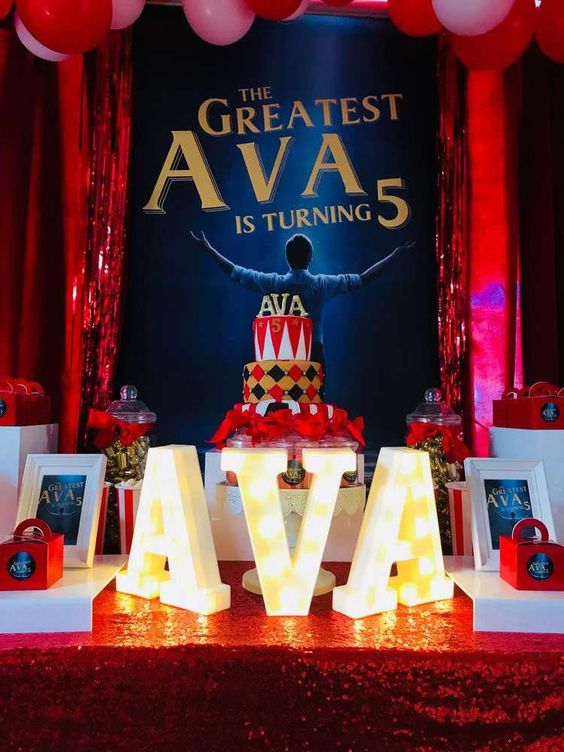 - Using light up letters, great use of these led letters