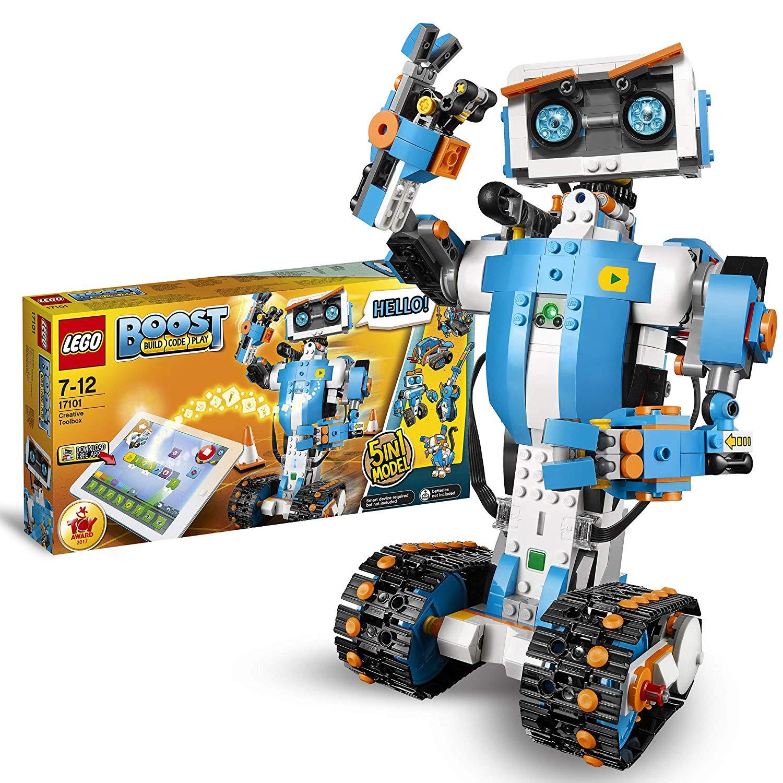 - Lego Boost Kit on Amazon