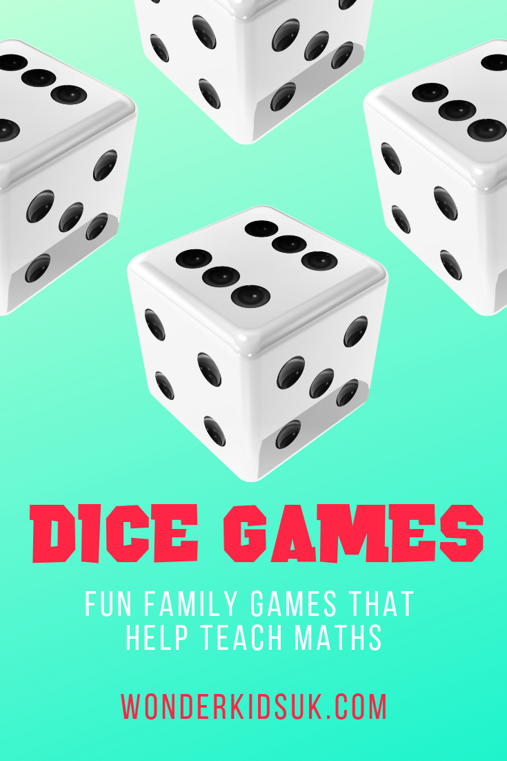 - We have a bunch of great dice games here