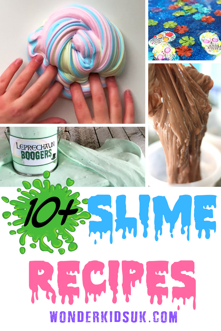 Non-Newtonian - Different ways to make slime explained.