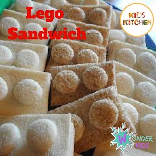 Lego Sandwich
