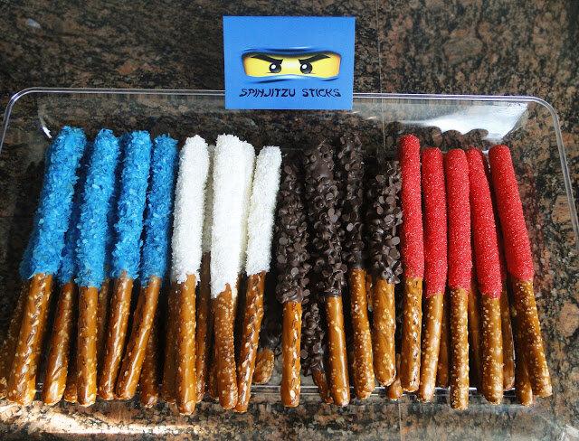 Spinjitsu Sticks