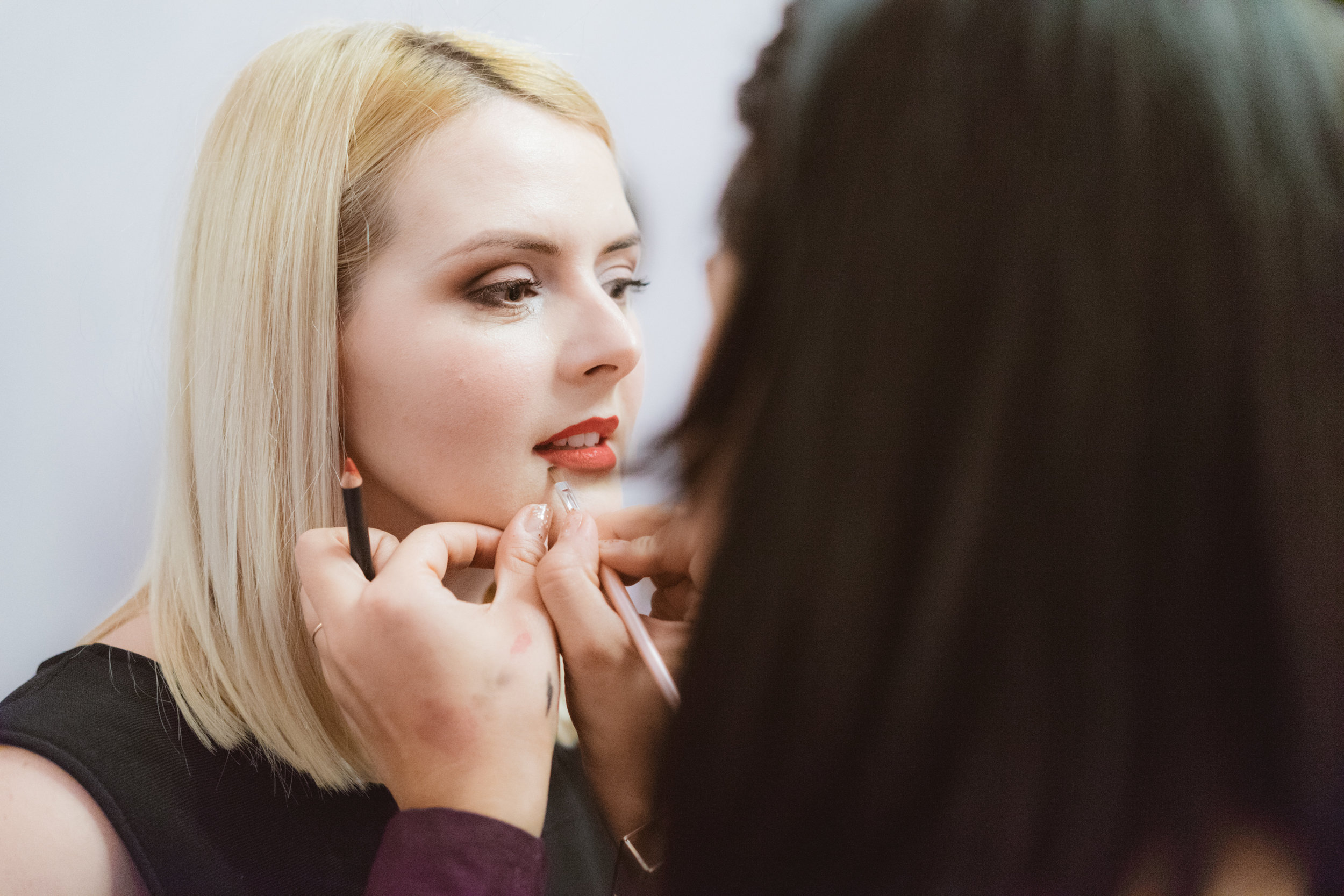 Make-up lesson @ Rosesociety