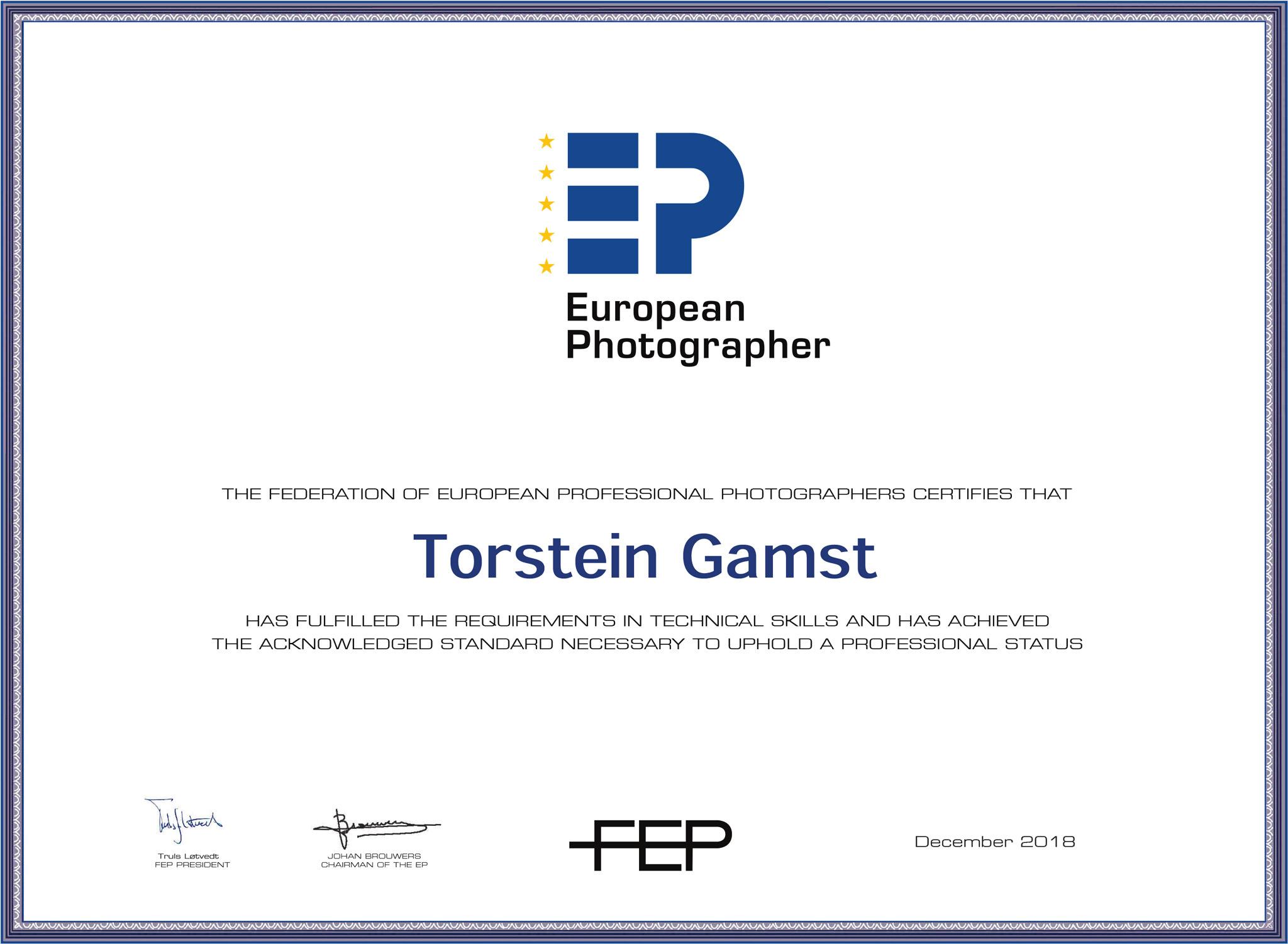 FEP_EP_certificate_Torstein-Gamst_.jpg